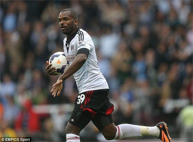Phút 77, tỷ số được rút ngắn cho Fulham. Cầu thủ mới vào sân Darren Bent đã có mặt kịp thời sau tình huống bóng bật ra từ cú sút của Berbatov, và đệm bóng dễ dàng vào khung thành đã bỏ trống.