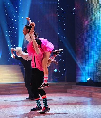 Bảo Anh và Atanas bị loại từ lievshow 7 với chủ đề Nhạc kịch Broadway và musical