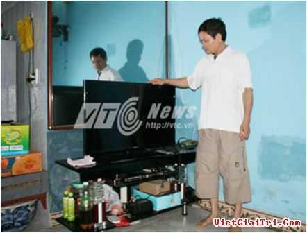 VTC News vào cuộc, người tiêu dùng được đổi tivi mới