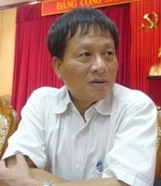 ông Phan Đăng Long - Phó trưởng Ban tuyên giáo Thành ủy Hà Nội