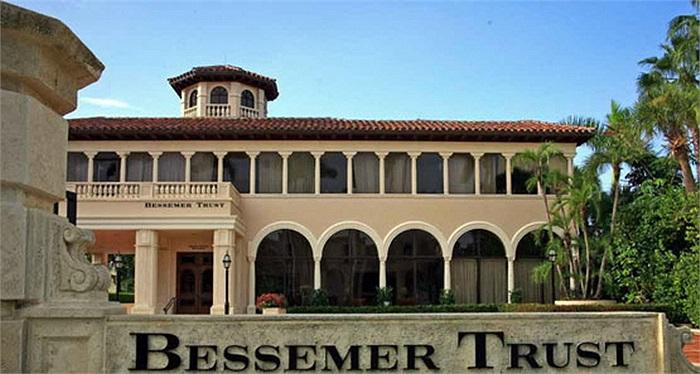 Bessemer Trust (New York, Mỹ): 77.9 tỷ USD của 2.200 gia đình
