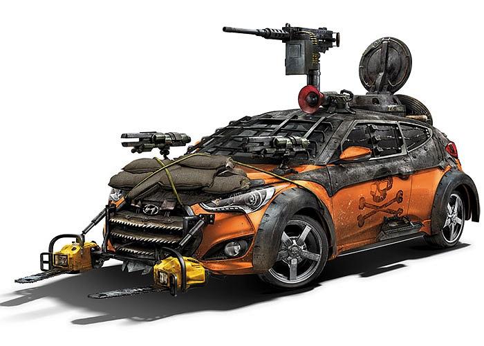 Tuy nhiên, đây thực chất là một món quà của Hyundai cho các tín đồ nghiện phim ma.
