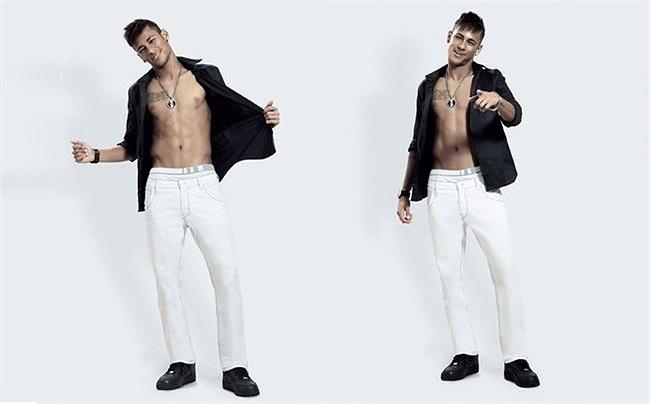 Liên tục tỏa sáng trong màu áo tuyển Brazil, Neymar tới tấp nhận được đề nghị quảng cáo từ nhiều hãng thời trang danh tiếng