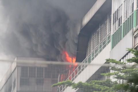TP.HCM, Pou Yuen, cháy, PCCC, Đại tá Lê Tấn Bửu (Phó giám đốc sở PCCC TP.HCM), quận Bình Tân,