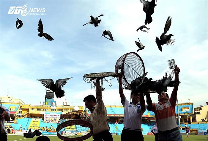 Đây cũng chính là ý nghĩa mà tân nhà vô địch V-League 2013 - đội bóng của thủ đô muốn thể hiện. (Ảnh: Quang Minh)