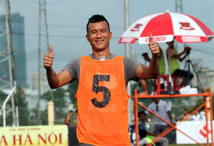 Ở vòng 12 V-League tới, Mai Tiến Thành sẽ khoác áo đội bóng quê nhà Thanh Hóa