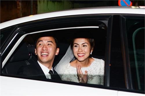 Cô mua xe này từ trước khi lấy Louis Nguyễn.