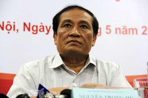 Nguyen Trong Hy