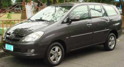 Toyota Innova G 2006-2007