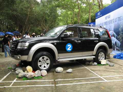 Ford Everest 2007-2008