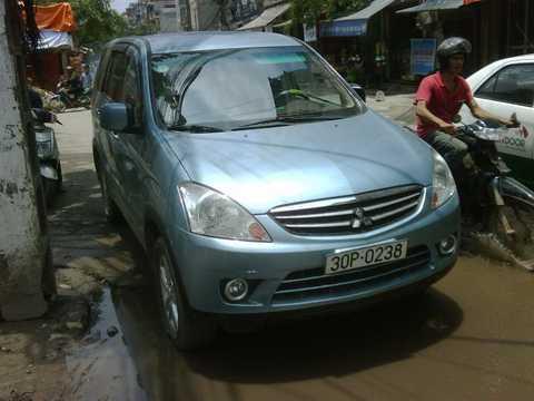 Mitsubishi Zinger GLS 2008