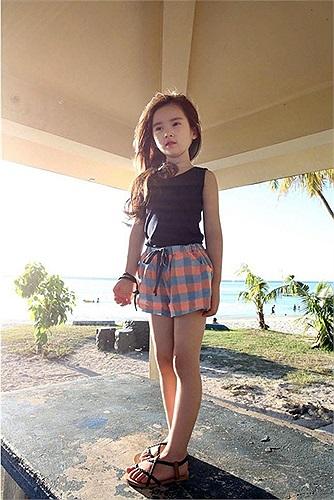 Thêm những hình ảnh ấn tượng về cô bé Wonei