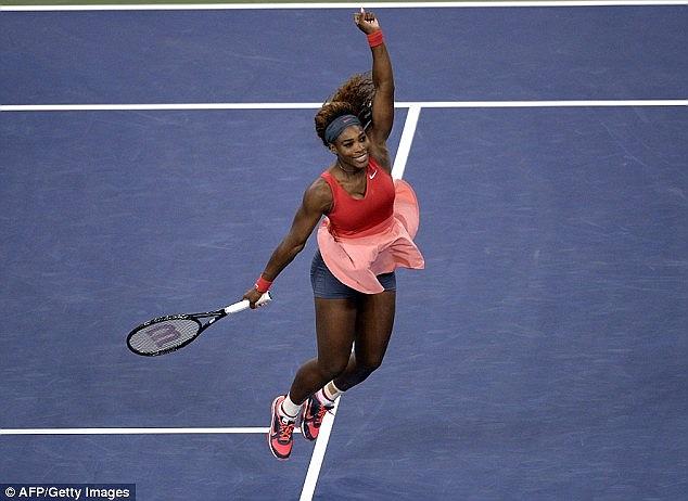 Cô cũng là đương kim vô địch của US Open, nhà vô địch tuyệt đối ở 3 kỳ US Open gần nhất (từ 2011). Đây cũng là danh hiệu Grand Slam đánh đơn thứ 17 trong sự nghiệp của Williams.