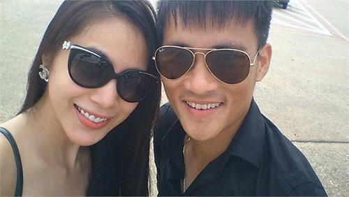 Công Vinh và Thủy Tiên có 'tuần trăng mật' lãng mạn ở resort Six Senses, vịnh Ninh Vân, Khánh Hòa.