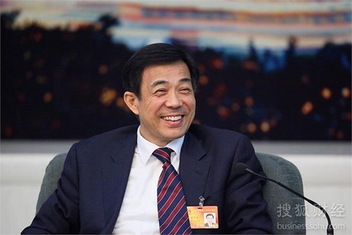 Bí thư thành ủy Trùng Khánh Bạc Hy Lai tại cuộc họp quốc hội năm 2010