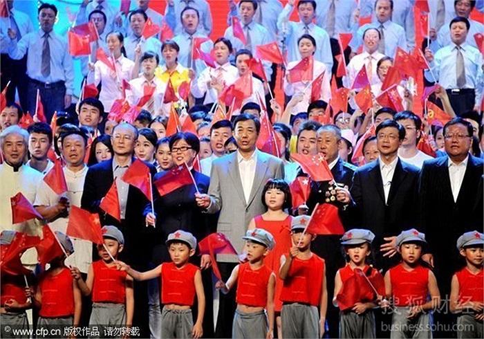 Ngày 18/9/2011, Bạc Hy Lai tham gia sự kiện nghệ thuật được tổ chức ở nhà hát Trùng Khánh