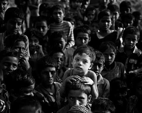 bộ tộc Rohingya