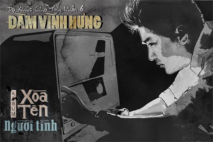 Hai album nhạc Xưa: 'Xóa Tên Người Tình' và 'Chờ Đông' của Đàm Vĩnh Hưng đã ấn định ngày phát hành là 8/8/2013.