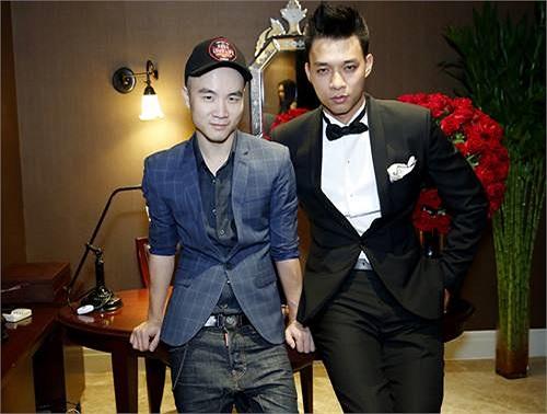 Có dịp làm việc cùng nhau, Thanh Hằng và Đỗ Mạnh Cường rất thân thiết.