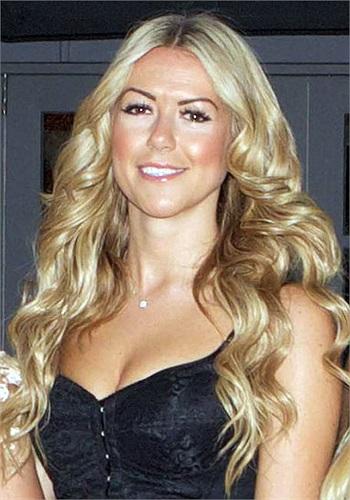 Kimberly Crew, bạn gái của thủ thành Joe Hart