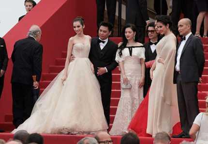 sao Viet tai Cannes
