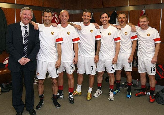 Cùng với anh em nhà Neville, Paul Scholes, Nicky Butt, Ryan Giggs, Beckham đã mở ra kỷ nguyên thống trị Premier League của MU