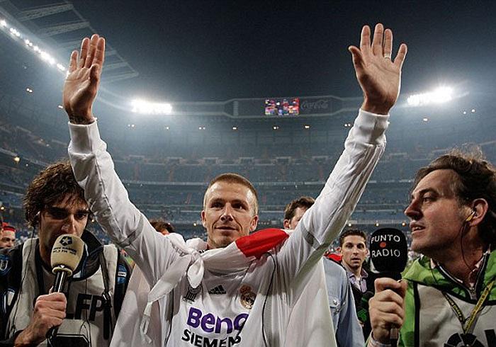 4 năm tại Bernabeu, cuối cùng anh cũng giành được chức vô địch La Liga ở mùa giải sau cùng