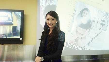 Antonia Cheng, 28 tuổi – một gia sư tiếng Anh nổi tiếng