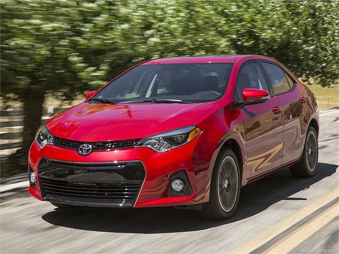 Với tổng trị giá thương hiệu ước tính 35,346 tỷ USD, Toyota tiếp tục là nhãn xe đắt giá nhất thế giới. Thương hiệu này thậm chí còn tăng tới 17% về giá trị, đứng vị trí số 10 trong top 100 thương hiệu hàng đầu thế giới do Interbrand bình chọn.