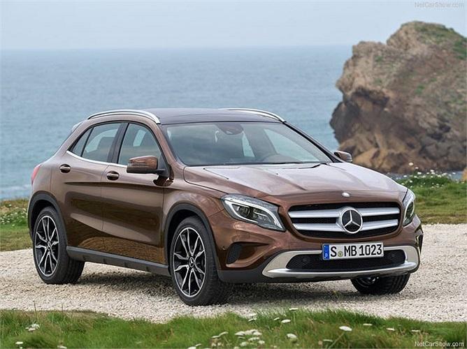 Đứng thứ 2 là thương hiệu xe Đức Mercedes-Benz với tổng trị giá 31,904 tỷ USD. Mercedes-Benz đã tăng 6% về giá trị thương hiệu trong năm 2013.