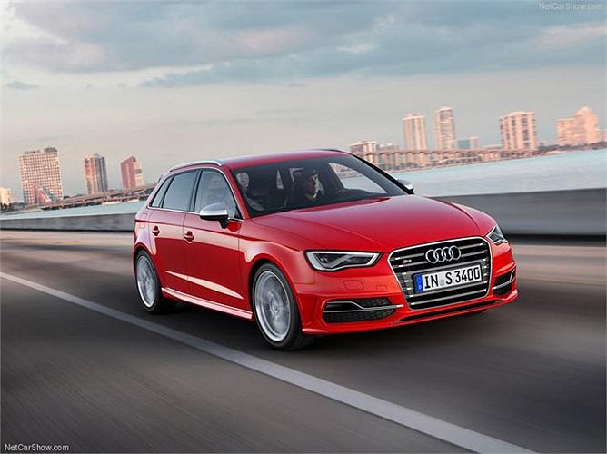 Đứng thứ 8 về giá trị thương hiệu xe là đại diện Đức Audi. Là một thương hiệu con của tập đoàn Volkswagen nhưng Audi có hoạt động khá riêng biệt và đang tăng trưởng mạnh mẽ. Nhãn xe này có giá 7,767 tỷ USD.