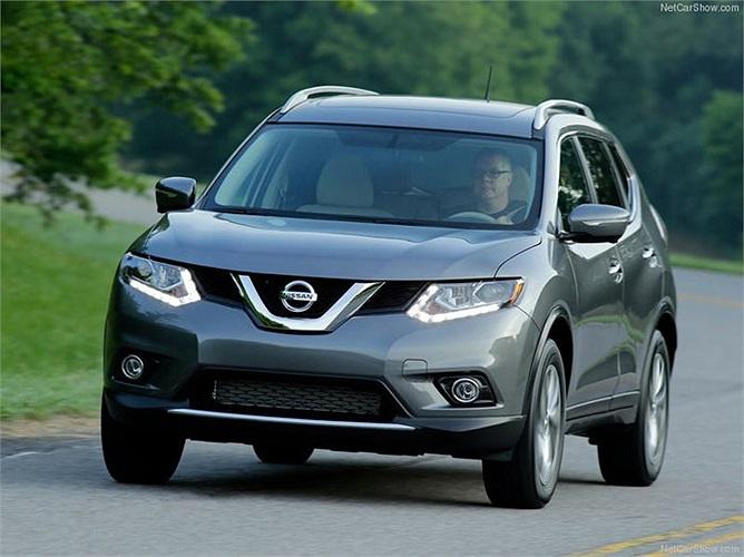 Đứng cuối trong top 10 thương hiệu xe đắt giá nhất thế giới là Nissan với trị giá 6.203 tỷ USD.
