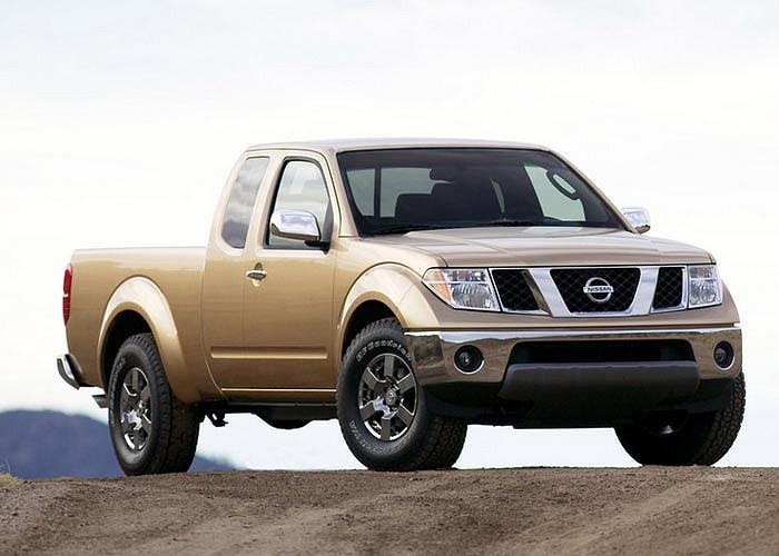 Nissan Frontier SV V6, một lựa chọn khác của Nissan với sức mạnh tương tự và mức giá 24.735 USD.