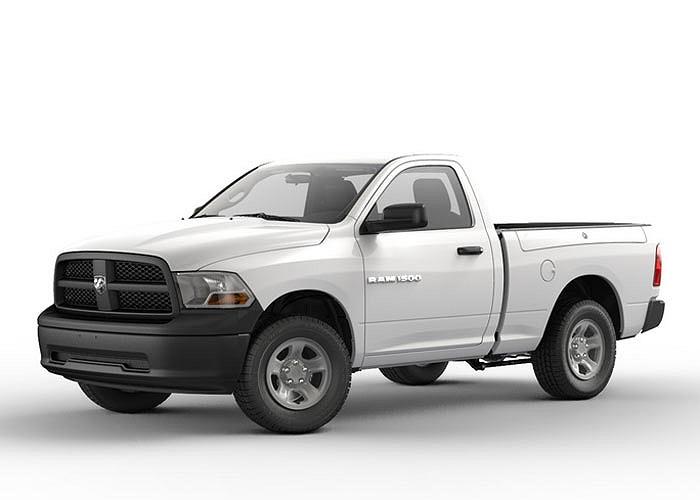 Với động cơ V8 công suất 395, Ram Tradesman 4x2 thực sự là một mẫu xe cơ bắp giá hấp dẫn với mức 24.945 USD tại Mỹ
