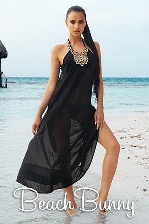 Đây là loạt ảnh rất được chờ đợi bởi Irina Shayk đã thay thế siêu mẫu có vòng 1 khủng Kate Upton làm đại diện cho thương hiệu nổi tiếng Beach Bunny.