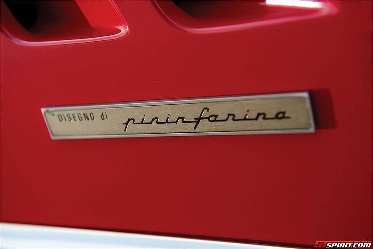 Dấu ấn của nhà thiết kế lừng danh Pirinfarina.