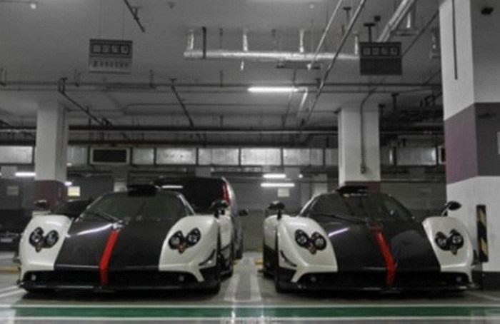 Garage với toàn siêu xe khủng ở Bắc Kinh được xem là một trong những bộ sưu tập siêu xe lớn nhất trên thế giới.