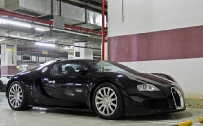 Bugatti Veyron - siêu xe tốt nhất thế giới hiện nay.