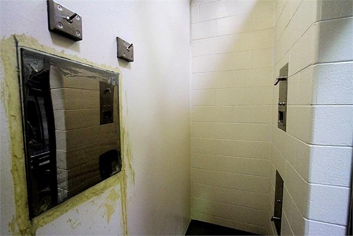 Nhà tắm của các tù nhân trong nhà tù