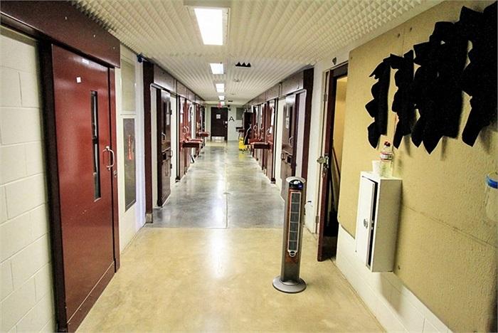 Trại V, nơi dành cho các tù nhân vi phạm nội quy nhà tù