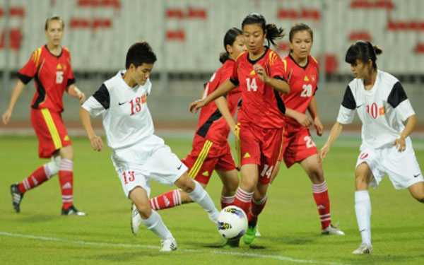 Nu Viet Nam danh bại Kyrgyzstan