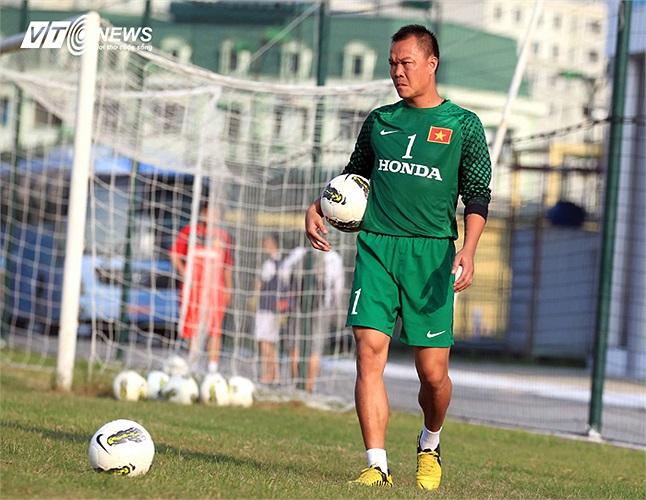 Theo thông tin mới nhất thì thủ thành của Hà Nội T&T gần như không thể lên đường cùng ĐT Việt Nam đá giao hữu với Qatar cũng như trận đấu gặp Uzbekistan.