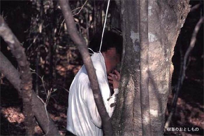 Người ta tin rằng, nhiều du khách đi qua khu rừng này đã nhìn thấy những bóng ma và họ bị quyến rũ bởi cái chết.