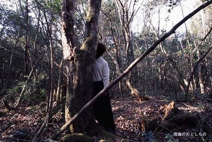 Chuyện đua nhau vào khu rừng này tự sát được cho rằng bắt nguồn từ cuốn tiểu thuyết Cây Biển Đen, của tác giả Seicho Matsumoto xuất bản từ năm 1960.