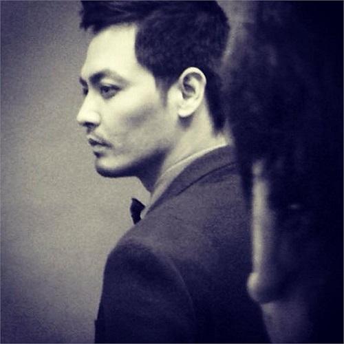 MC Phan Anh tự nhận mình có một bức ảnh già chát.
