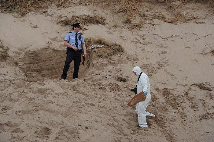 Vụ việc hy hữu xảy ra tại công viên Dunes National Lakeshore ở bang Indiana của Mỹ.
