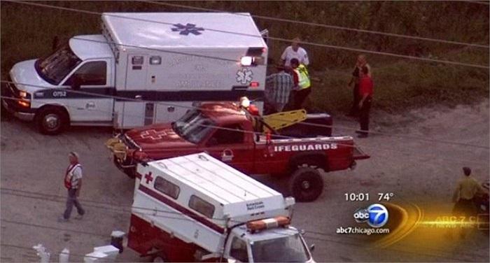 Nathan sau đó đã được chuyển đến bệnh viện trong tình trạng nguy kịch đến tính mạng.