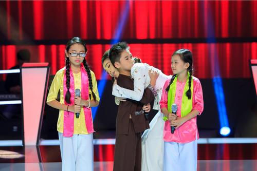 Phương Mỹ Chi_Giọng hát Việt nhí