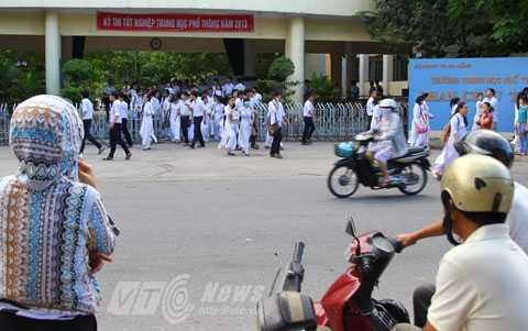 thi tốt nghiệp, thí sinh, điểm cao, Đà Nẵng