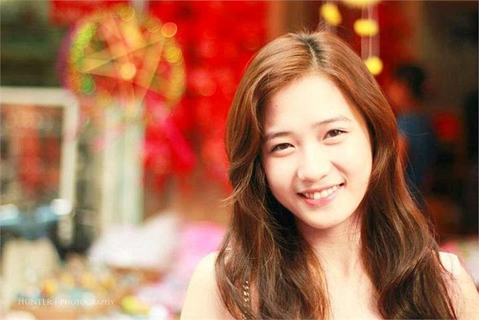 Ngay lập tức, cư dân mạng đã có những phản hồi khen Trâm Anh xinh đẹp tựa ca sĩ Yoona (SNSD).